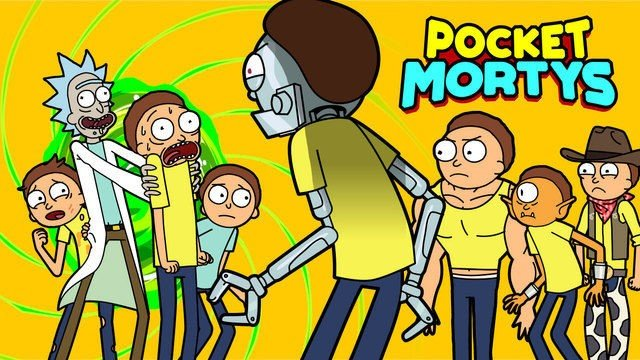 pocket morty receipes